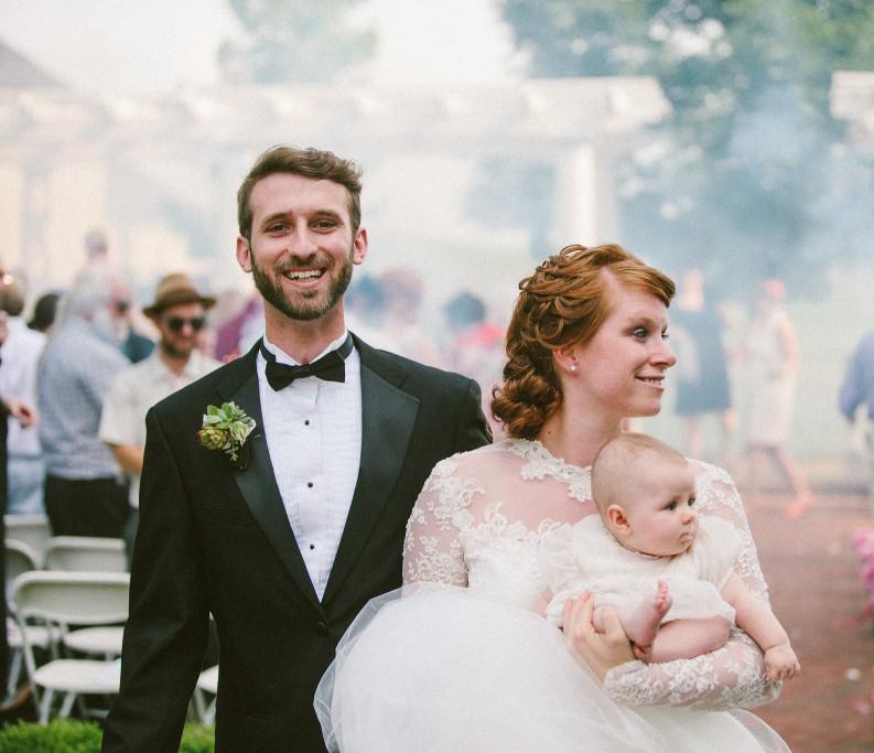 Pourquoi est-ce important pour les enfants que les parents se marient ?