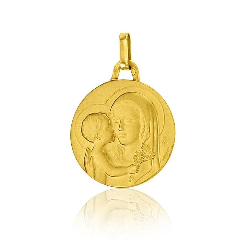Médaille de baptême : quels sont les symboles religieux ?