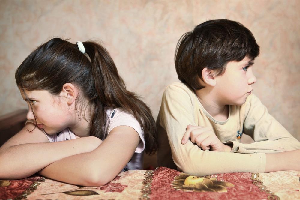 Pourquoi il y a toujours des disputes entre les frères et sœurs ?